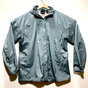 Marmot Precip Rain Jacket full zip snap